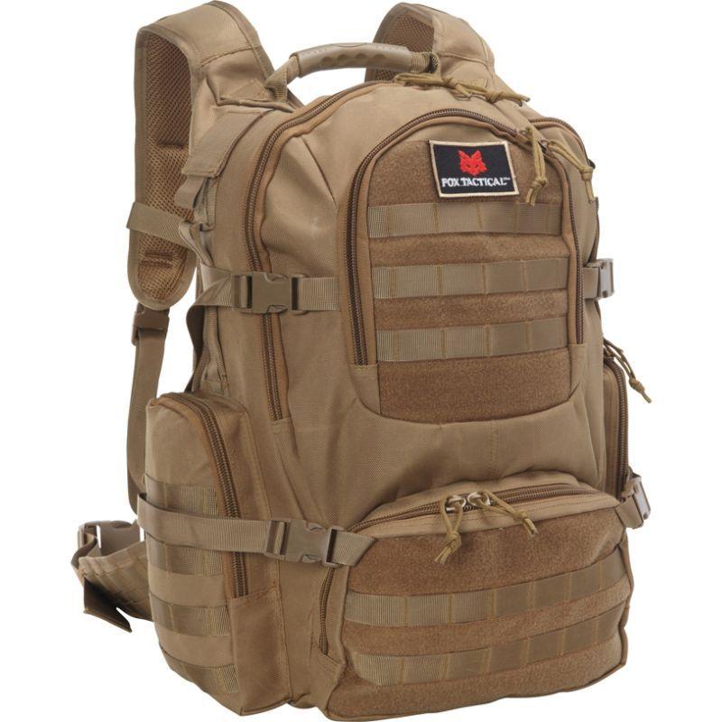 フォックスアウトドア メンズ ボストンバッグ バッグ Field Operators Action Pack Coyote