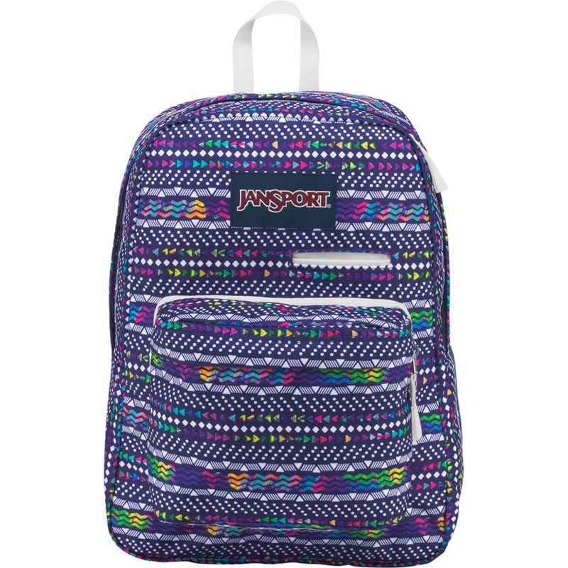 ジャンスポーツ メンズ バックパック・リュックサック バッグ Digibreak Laptop Backpack- Sale Colors Tribal Wave Multi