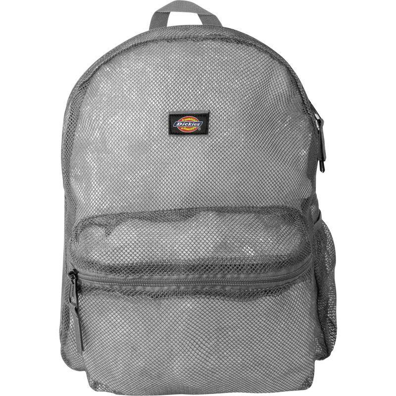 ディッキーズ メンズ バックパック・リュックサック バッグ Basic Mesh Backpack Grey