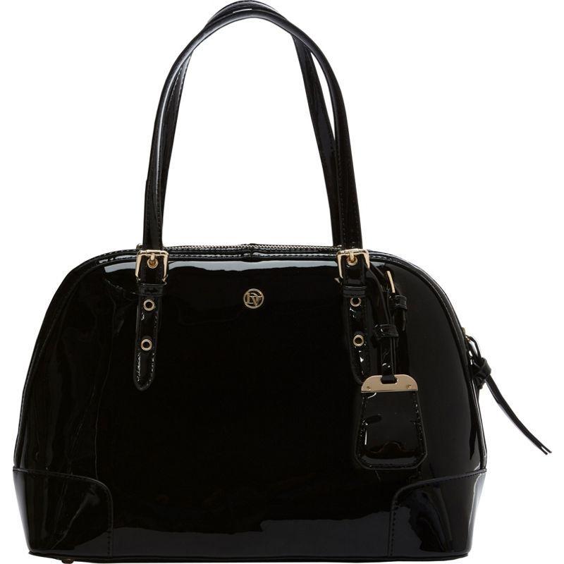 ラディバ メンズ ショルダーバッグ バッグ Rose Shoulder Bag Black Patent