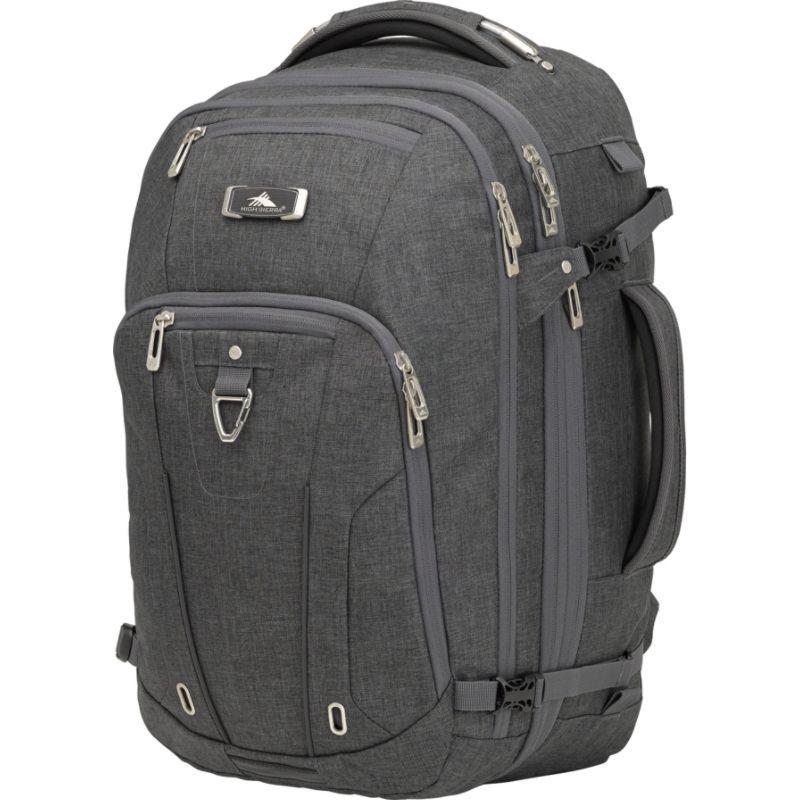ハイシエラ メンズ バックパック・リュックサック バッグ Pro Series Travel Backpack- eBags Exclusive Mercury Heather/Mercury