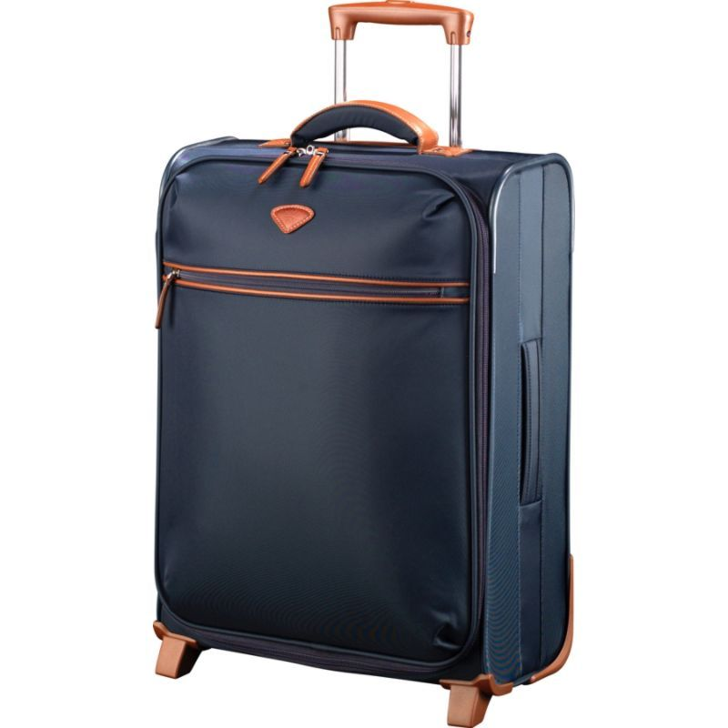 ジャンプ メンズ スーツケース バッグ Nice Expandable 2 Wheel Domestic Carry-on Suitcase Navy