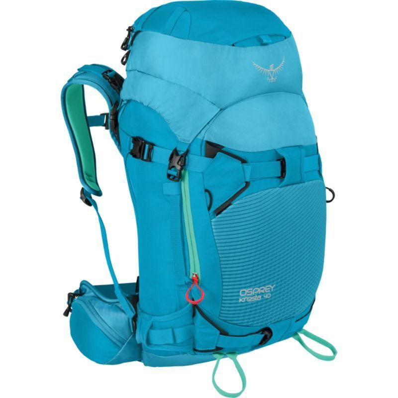 オスプレー メンズ ボストンバッグ バッグ Kresta 40 Hiking Backpack Powder Blue S/M