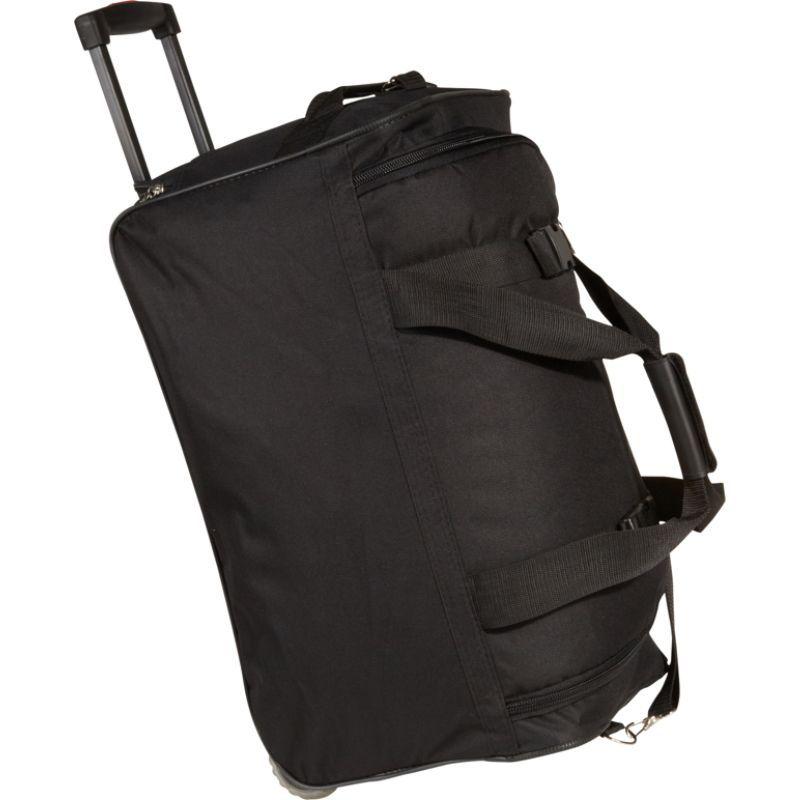 ロックランド メンズ スーツケース バッグ 22 Rolling Duffle Bag Black