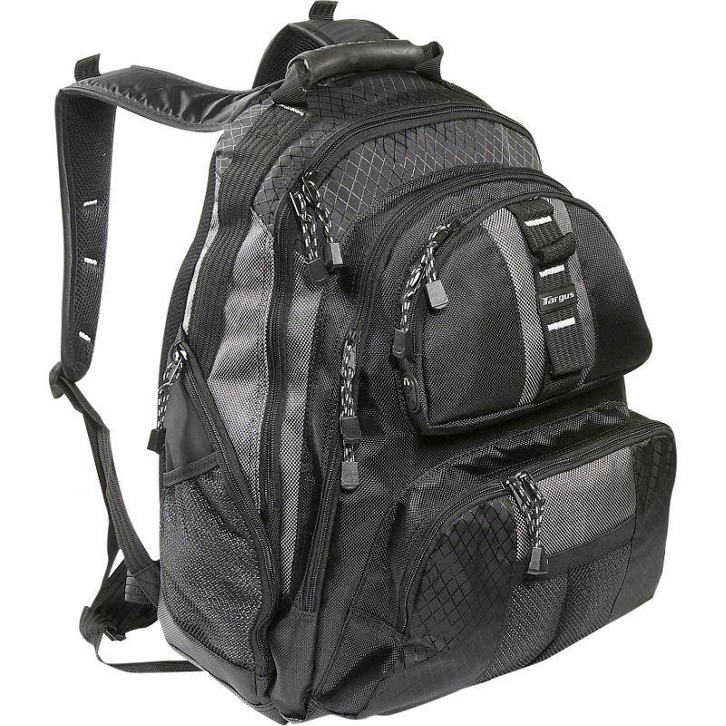 ターグス メンズ スーツケース バッグ Sport Standard 15 Nylon Notebook Backpack Black/Platinum