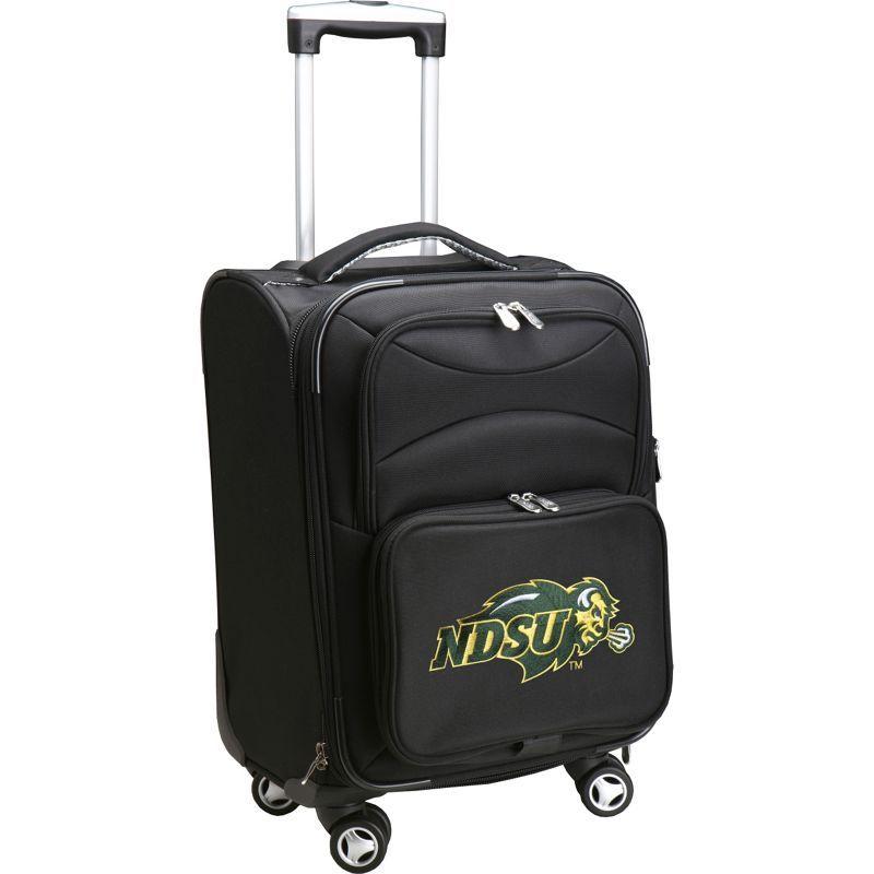 デンコスポーツ メンズ スーツケース バッグ NCAA 20 Domestic Carry-On Spinner North Dakota State University Bison