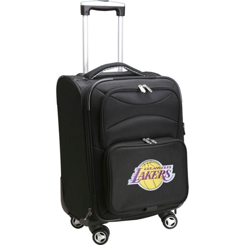 デンコスポーツ メンズ スーツケース バッグ NBA 20 Domestic Carry-On Spinner Los Angeles Lakers