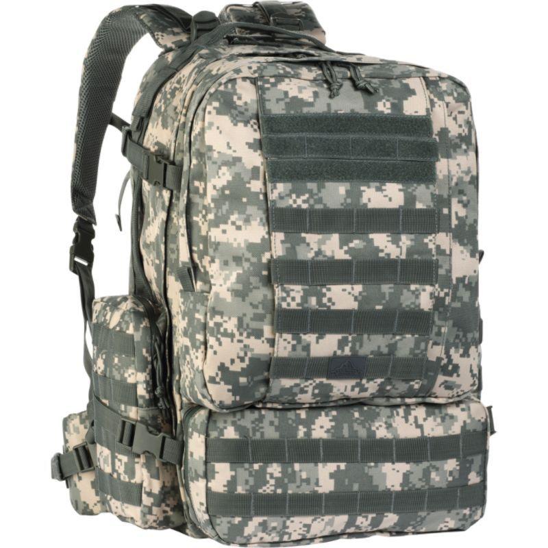 レッドロックアウトドアギア メンズ ボストンバッグ バッグ Diplomat Pack ACU Camouflage