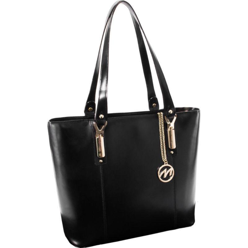 マックレイン メンズ スーツケース バッグ Savarna Tote Black