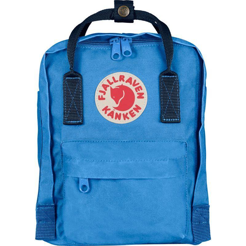 フェールラーベン メンズ バックパック・リュックサック バッグ Kanken Mini Backpack UN Blue-Navy