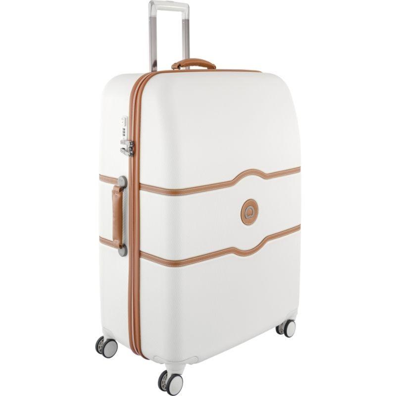 デルシー メンズ スーツケース バッグ Chatelet Hard+ 27 4 Wheel Spinner Champagne