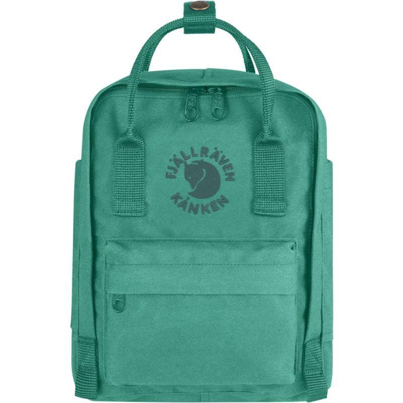 d8eb69883ea1 フェールラーベン メンズ バックパック・リュックサック バッグ Re-Kanken Mini Backpack Emerald