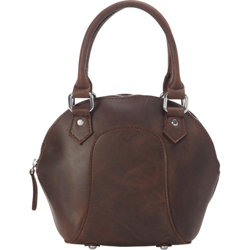 ヴァガボンドトラベラー メンズ セカンドバッグ・クラッチバッグ バッグ Cowhide Leather Handbag Distress