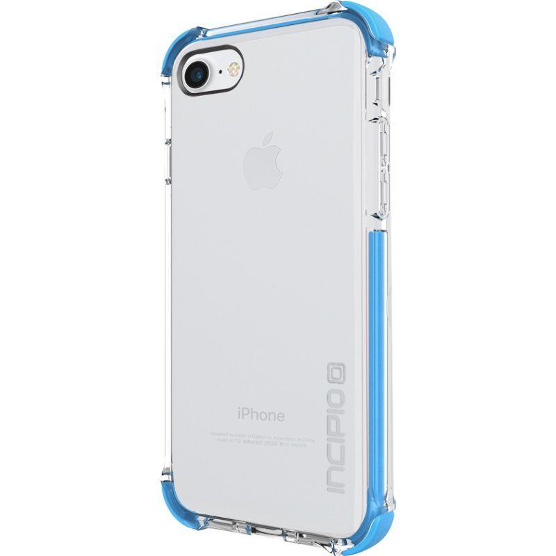 インシピオ メンズ PC・モバイルギア アクセサリー Reprieve [Sport] for iPhone 7 Clear/Cyan(CCN)
