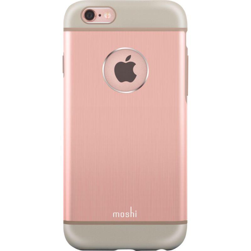 モシ メンズ PC・モバイルギア アクセサリー iGlaze Armour iPhone 6 Phone Case Rose Gold