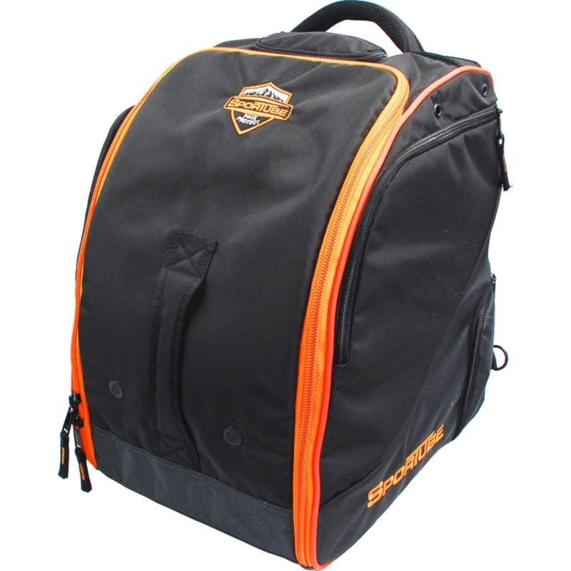 スポーチューブ メンズ ボストンバッグ バッグ Toaster Heated Boot Bag Black/Orange