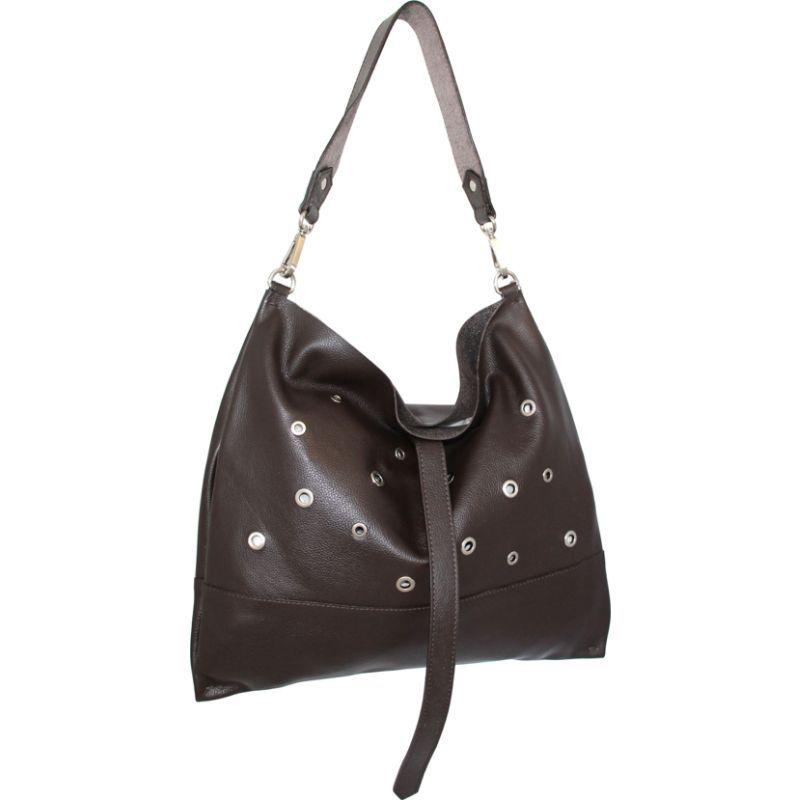 ニノボッシ メンズ ショルダーバッグ バッグ Suki Sling Bag Chocolate