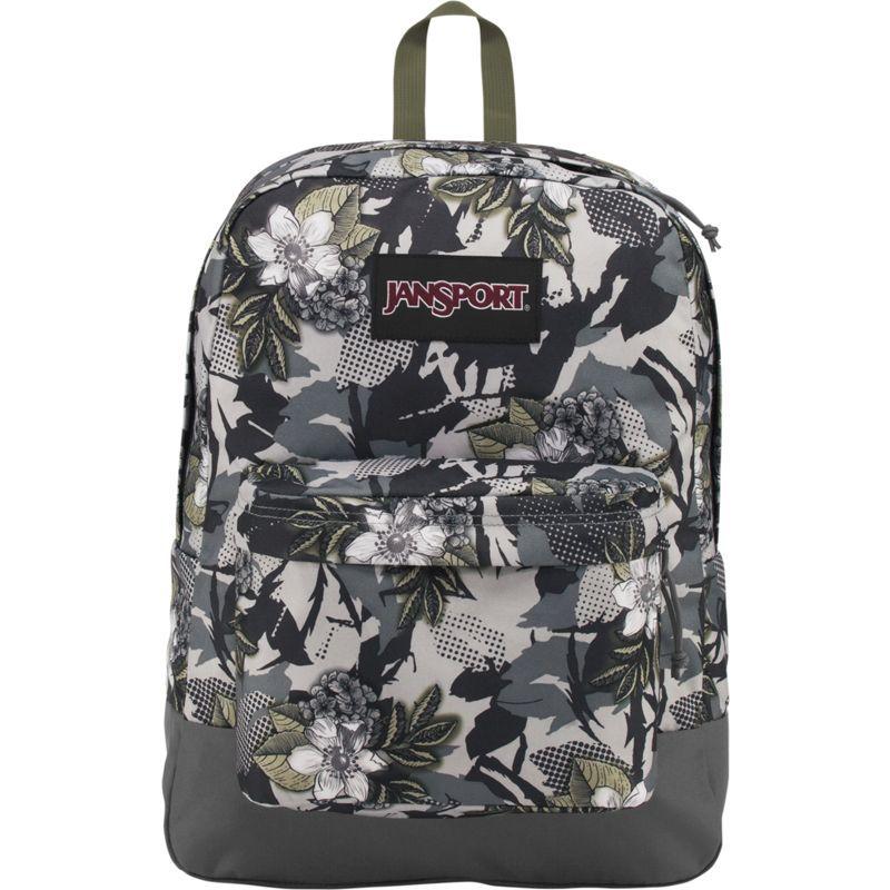 ジャンスポーツ メンズ バックパック・リュックサック バッグ Black Label Superbreak Backpack- Sale Colors Halftone Camo