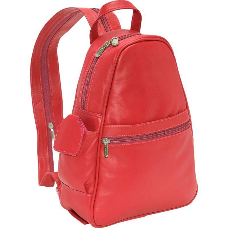 ピエール メンズ ショルダーバッグ バッグ Tri-Shaped Sling Bag Red
