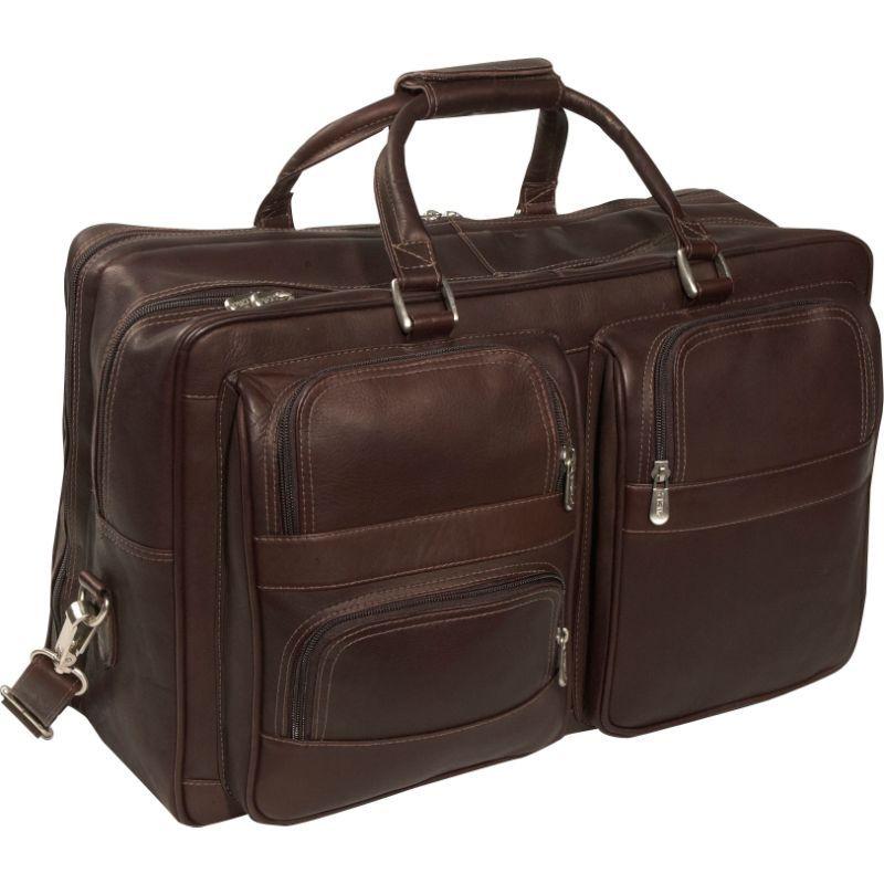 ピエール メンズ スーツケース バッグ Complete Carry-All Bag Chocolate