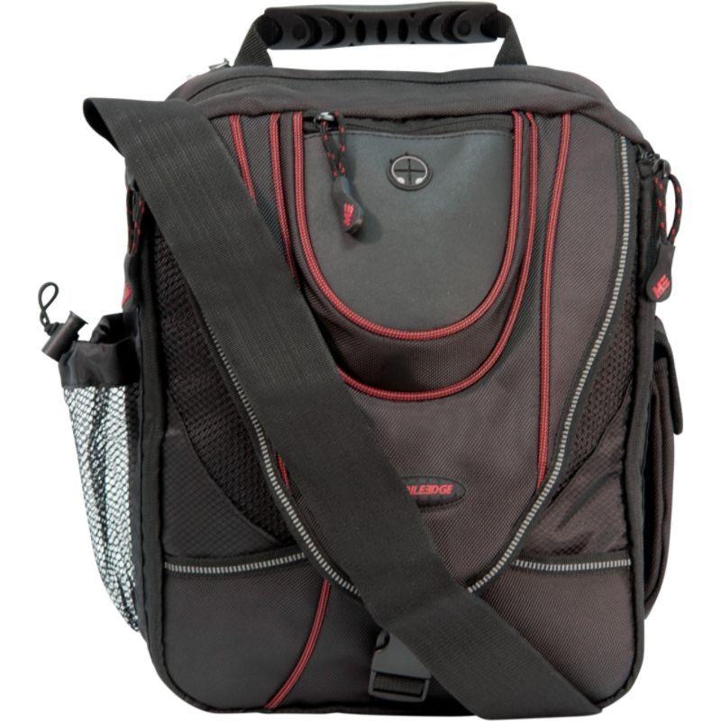 モバイルエッジ メンズ スーツケース バッグ Mini Messenger Gadget Bag - 9-13.3 Black/Red