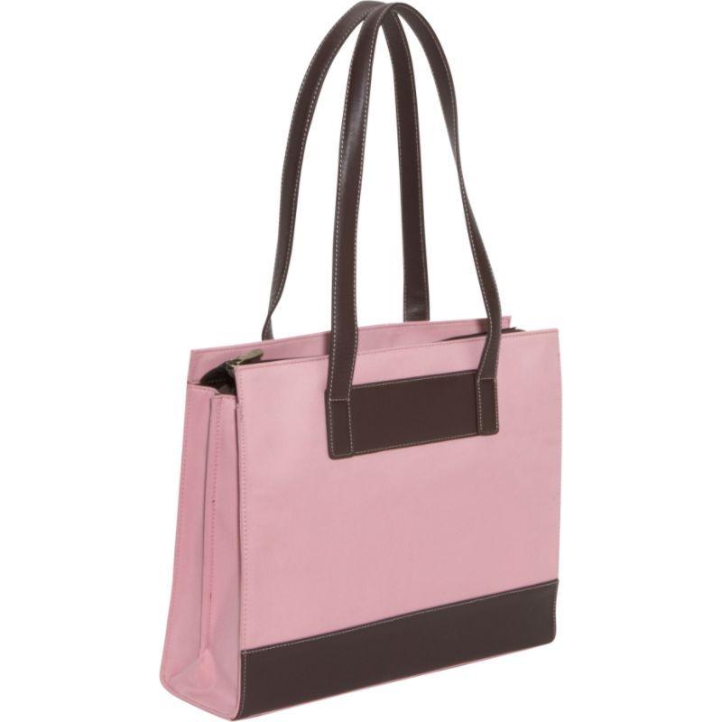 ベリノ メンズ スーツケース バッグ The Tribeca Laptop Tote Rose Pink
