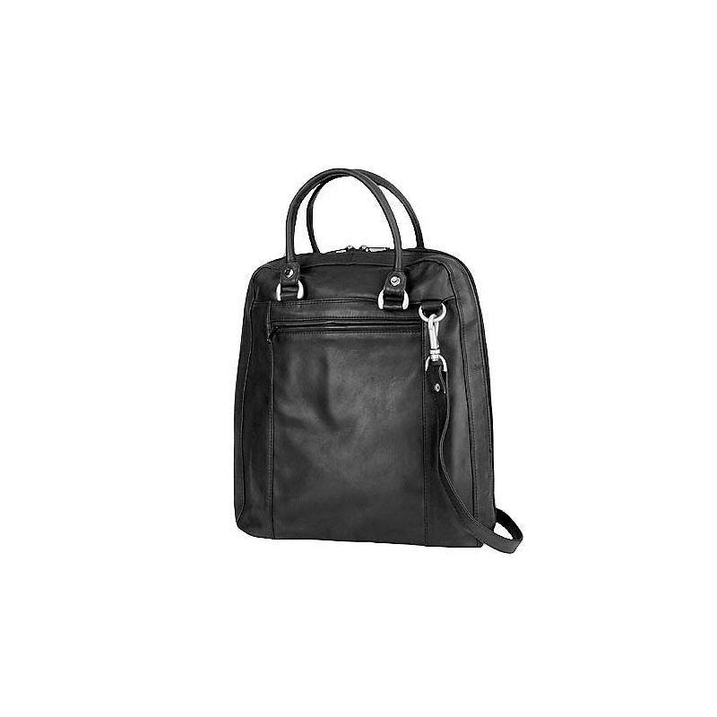 デレクアレクサンダー メンズ スーツケース バッグ NS Organizer Brief Black