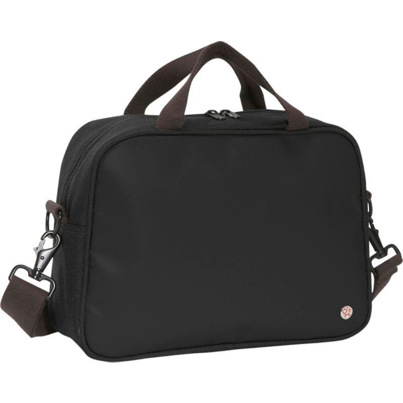 トーケン メンズ ショルダーバッグ バッグ Atlantic Flight Bag Black