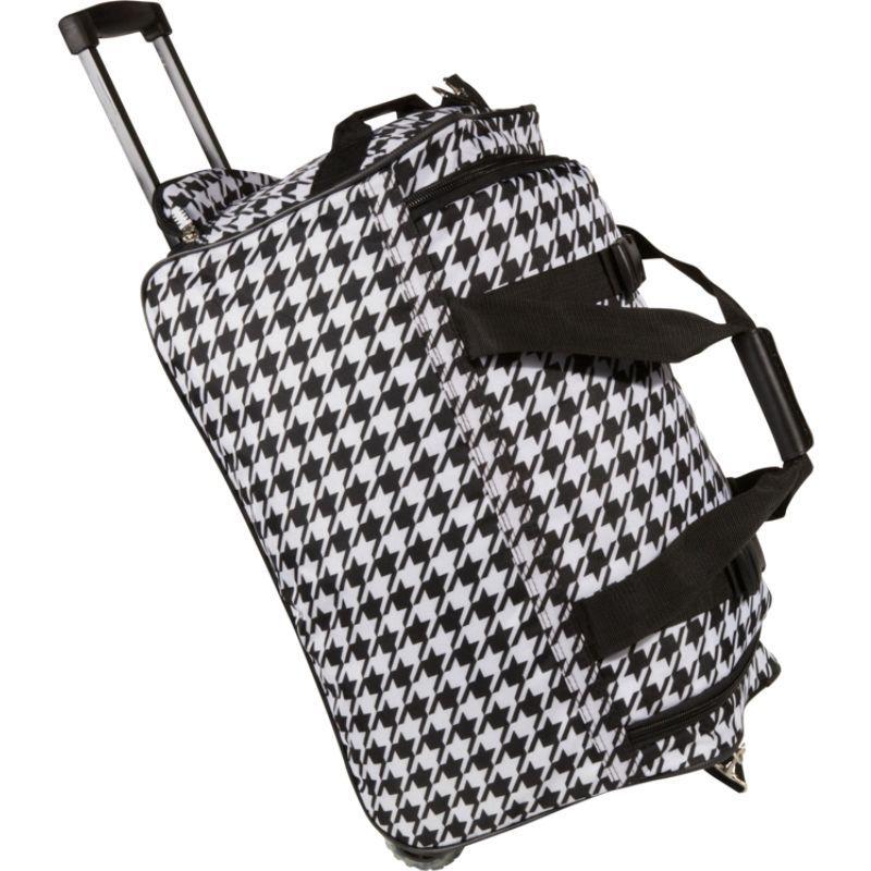 ロックランド メンズ スーツケース バッグ 22 Rolling Duffle Bag Kensington