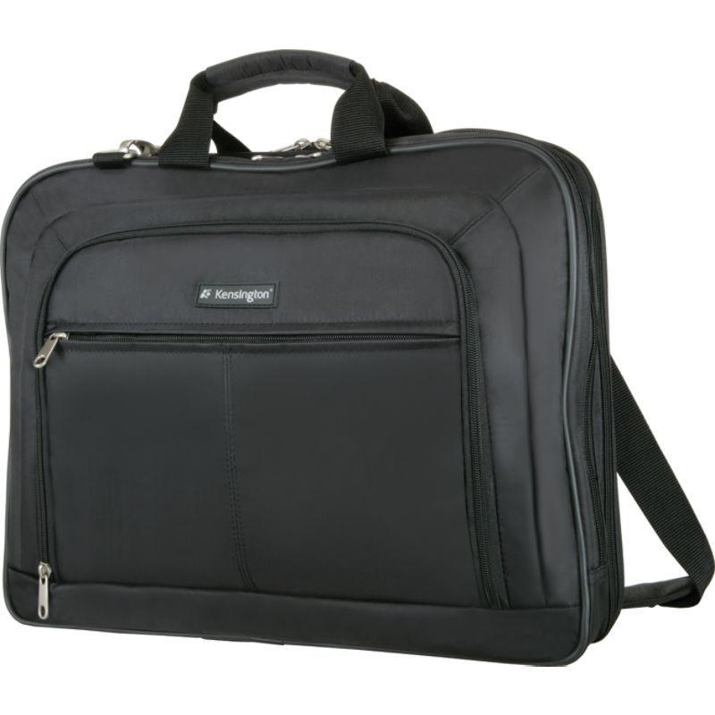 ケンジントン メンズ スーツケース バッグ SureCheck Classic Notebook Case Black