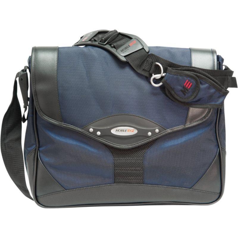 モバイルエッジ メンズ スーツケース バッグ Premium Messenger Bag - 15.4PC / 17 MacBook Pro Navy/Black