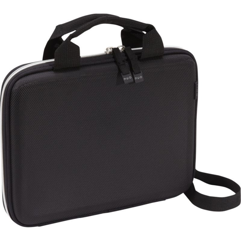 ニュオ メンズ スーツケース バッグ iPad Slim Brief Black