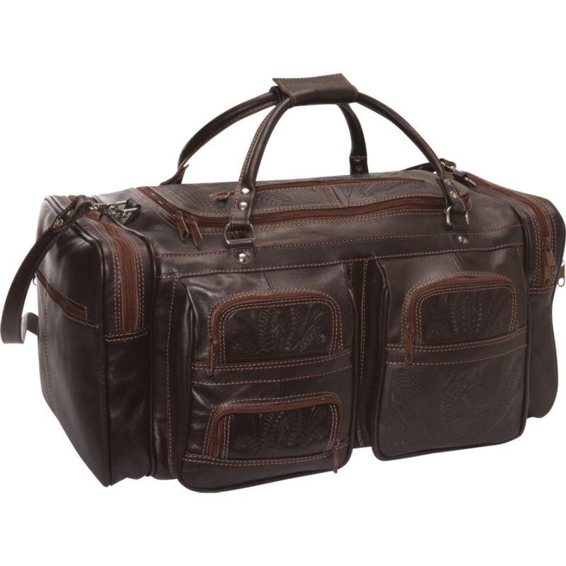 ロピンウェスト メンズ スーツケース バッグ Duffel Bag Brown
