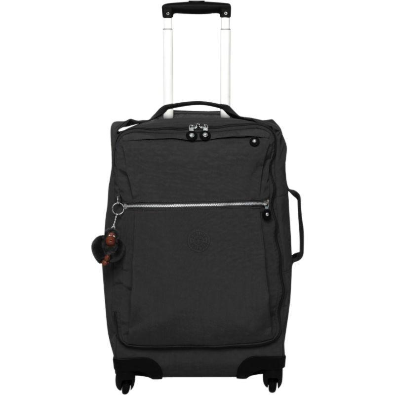 キプリング メンズ スーツケース バッグ Darcey 22 Carry-On Spinner Black