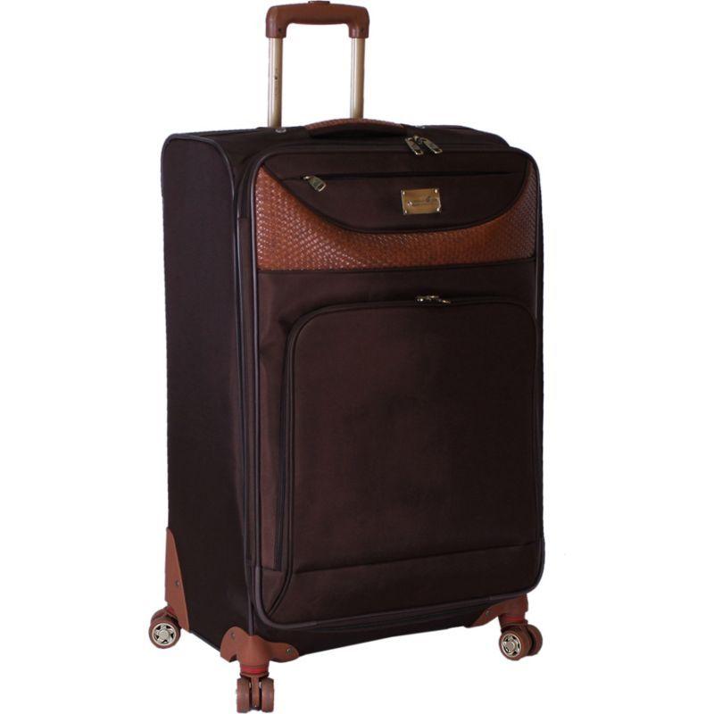 カリビアンジョー メンズ スーツケース バッグ Castaway 28 Exp. Spinner Brown