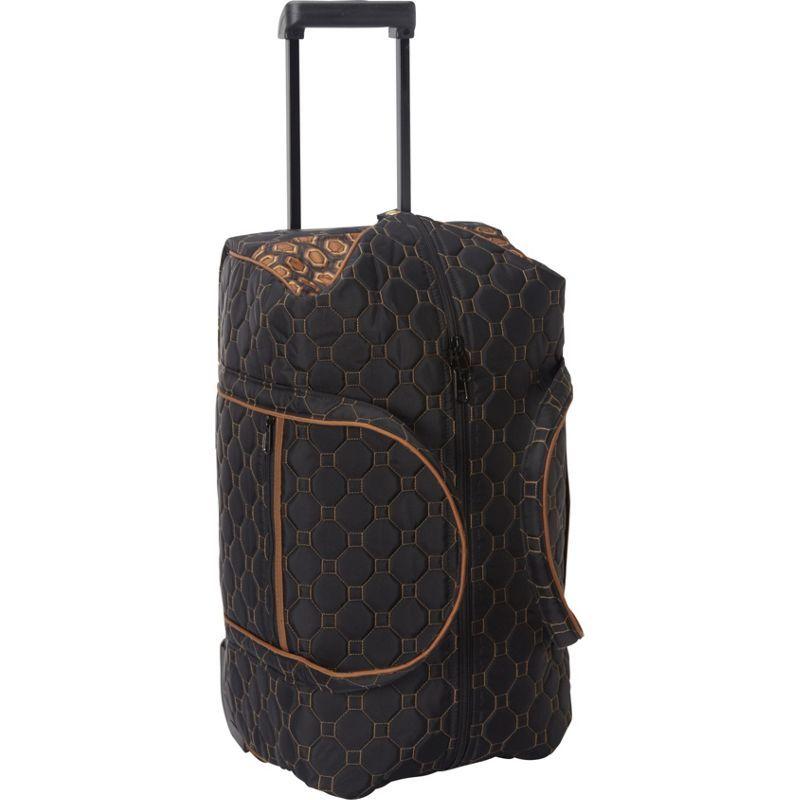 シンダ ビー メンズ スーツケース バッグ Rolly 21 Carry-On Mod Tortoise
