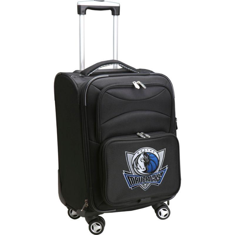 デンコスポーツ メンズ スーツケース バッグ NBA 20 Domestic Carry-On Spinner Dallas Mavericks