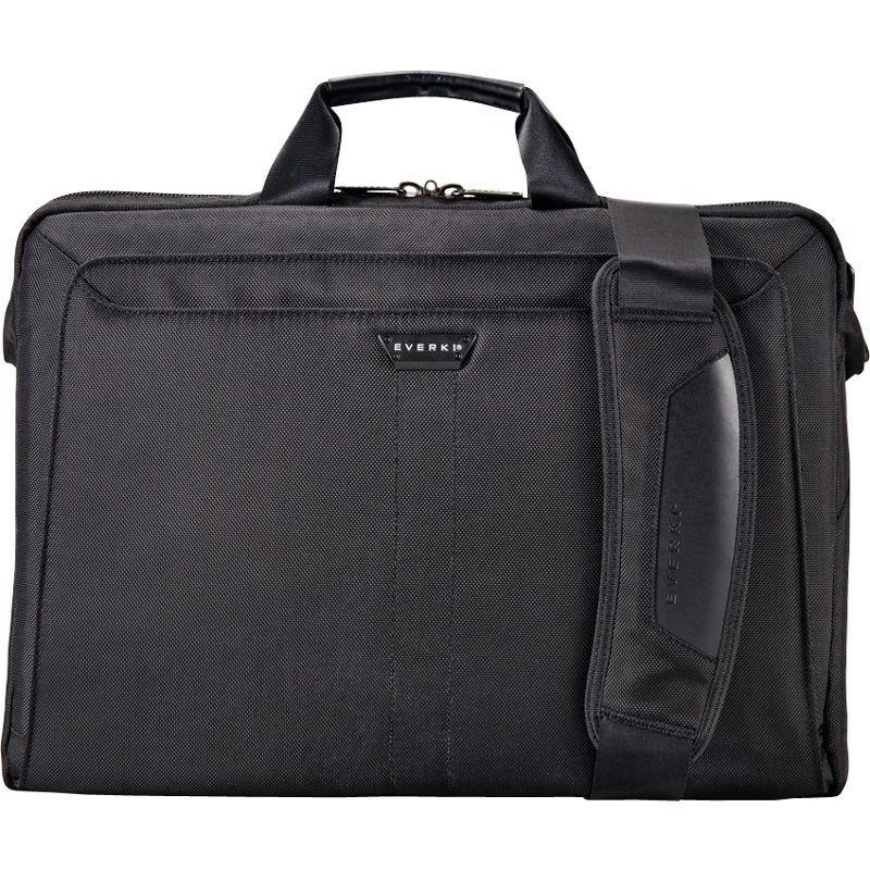 エバーキ メンズ スーツケース バッグ Lunar 18.4 Laptop Bag Black