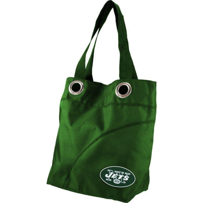 リトルアース メンズ トートバッグ バッグ Color Sheen Tote - NFL Teams New York Jets