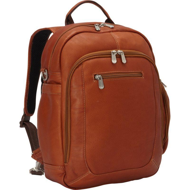 ピエール メンズ スーツケース バッグ Laptop Backpack Handbag Saddle