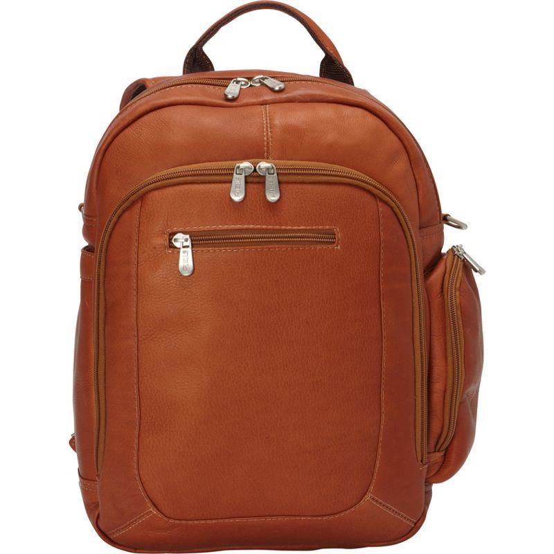 ピエール メンズ スーツケース バッグ Laptop Backpack Handbag Saddle80vwOmNn