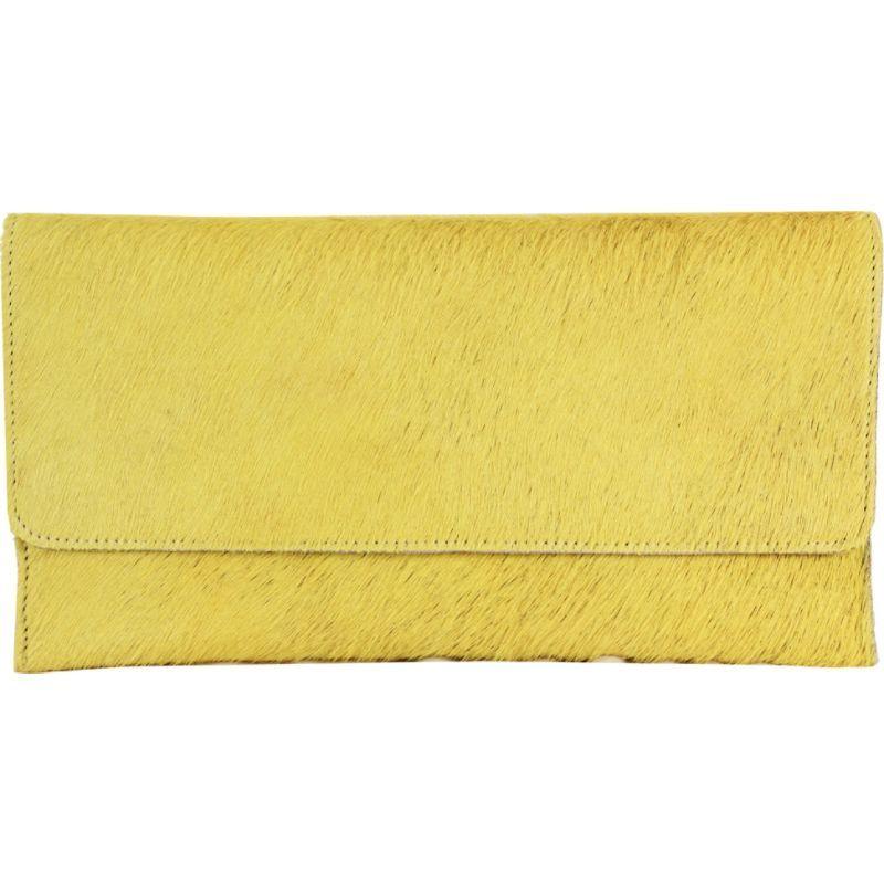 ラティコレザーズ メンズ セカンドバッグ・クラッチバッグ バッグ Furbulous Clutch Yellow