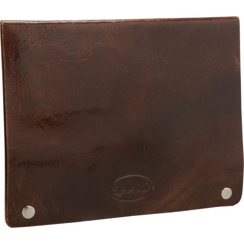 シャロレザーバッグス メンズ PC・モバイルギア アクセサリー iPad Air Sleeve and Business Folder Brown