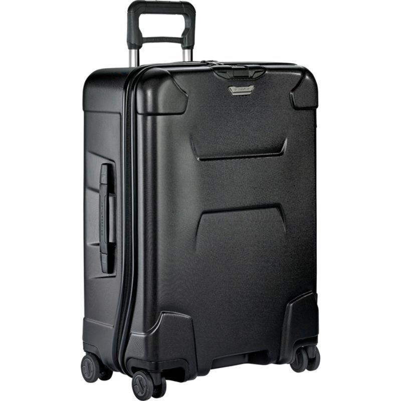 ブリグスアンドライリー メンズ スーツケース バッグ Torq Medium Spinner Tech Black