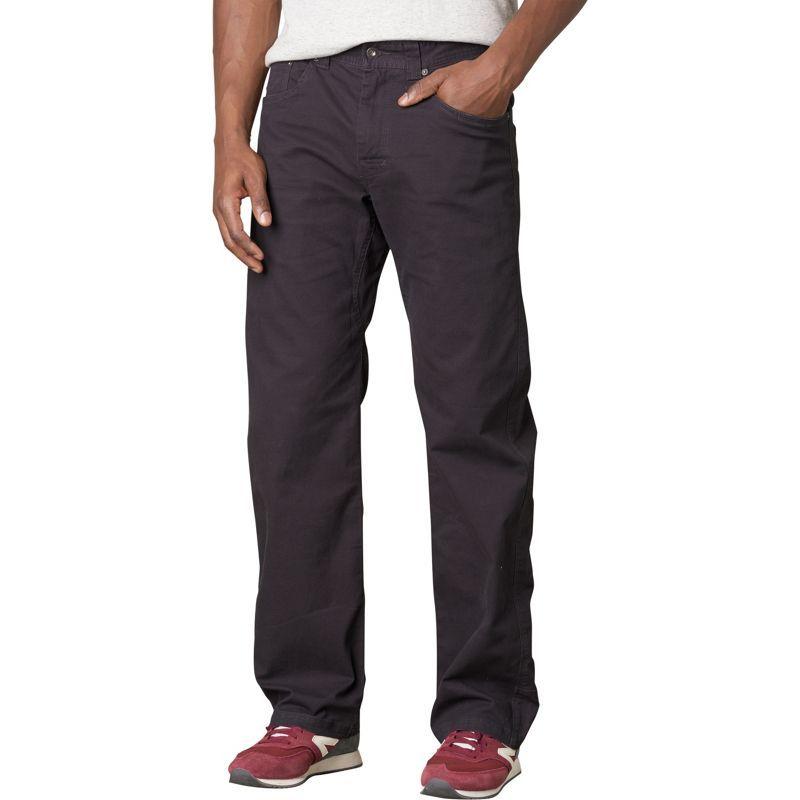 プラーナ メンズ カジュアルパンツ ボトムス Bronson Pants - 36 Inseam Charcoal