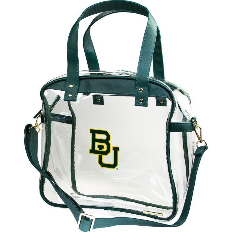 カプリデザイン メンズ トートバッグ バッグ Carryall NCAA Tote - Licensed Baylor University
