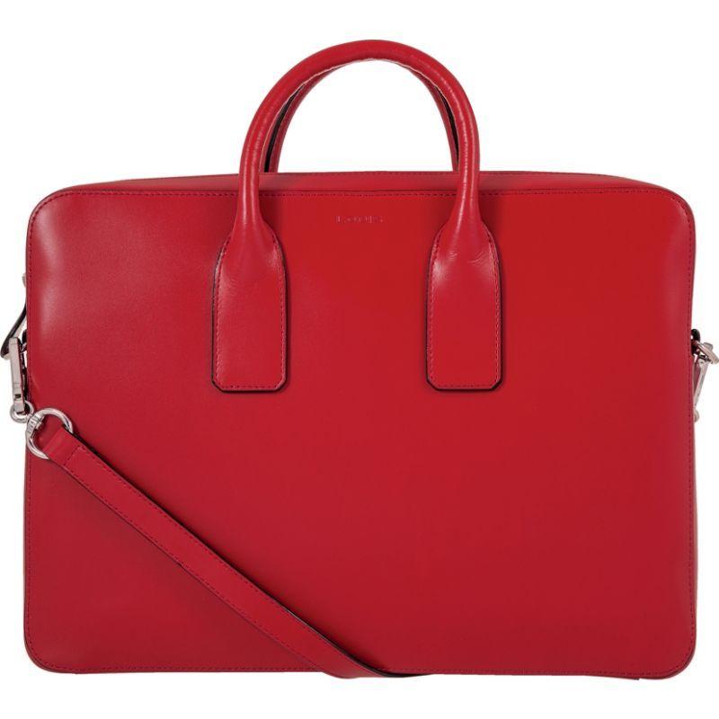 ロディス メンズ スーツケース バッグ Audrey RFID Cadee Laptop Crossbody Red