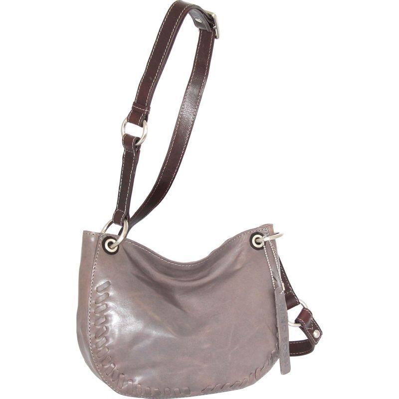 ニノボッシ メンズ ボディバッグ・ウエストポーチ バッグ Kloe Crossbody Bag Stone