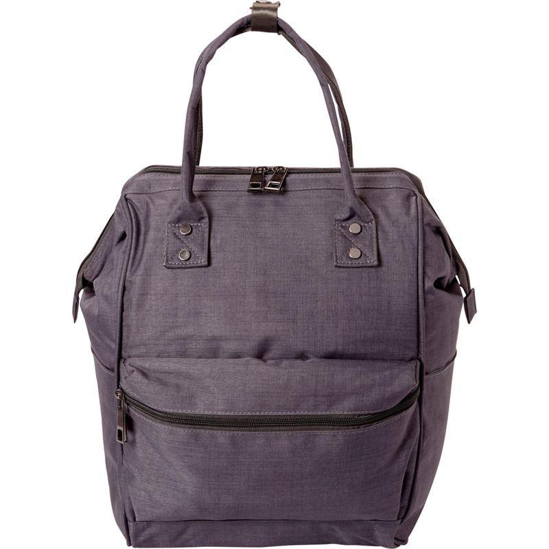 ベリノ メンズ バックパック・リュックサック バッグ Tote Backpack Charcoal