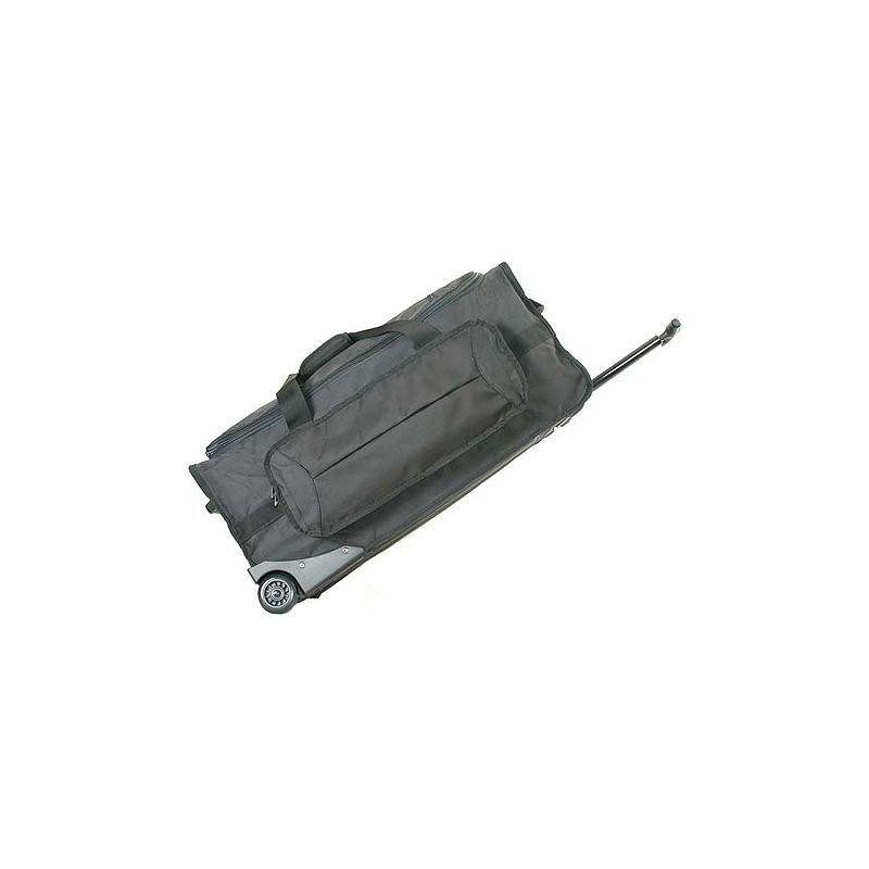 ネットパック メンズ スーツケース バッグ Transporter Wheeled Duffel - Large Black